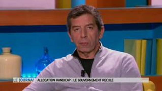 Patrice Tripoteau, directeur général adjoint de l'Association des Paralysés de France (APF)