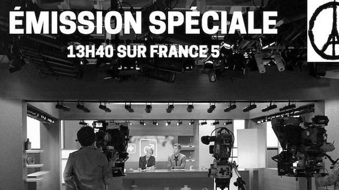 Attentats de Paris : émission spéciale