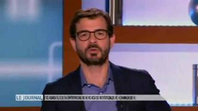 Les réserves de l'EPRUS - Vidéo : entretien avec le Pr Frédéric Baud, toxicologue au Samu de Paris