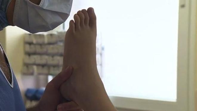 Corriger le pied plat