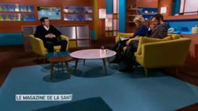 ''Téléthon : un parrain charmeur et engagé'', entretien avec Marc Lavoine, parrain du Téléthon 2015