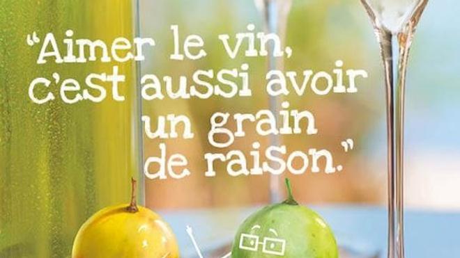 Une campagne publicitaire sur le vin vivement contestée