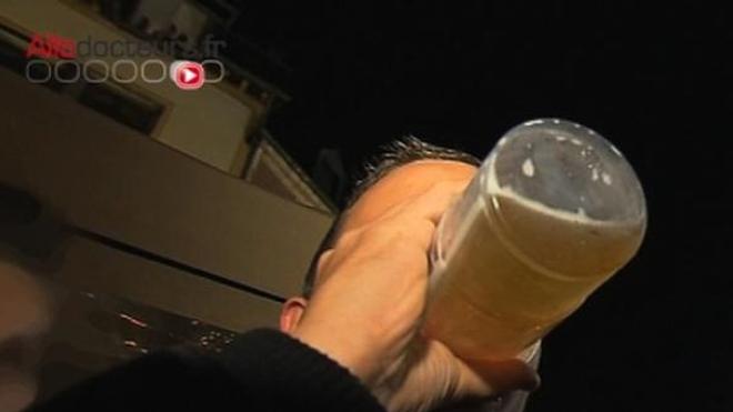 Les dégâts du binge drinking sur le cerveau des jeunes