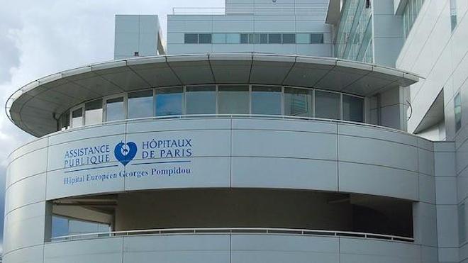 L'hôpital Georges Pompidou rouvre ses blocs opératoires