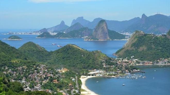 Si tu vas à Rio, ne mets pas la tête sous l'eau - Crédit photo : Rodrigo_Soldon via Visualhunt / CC BY-ND