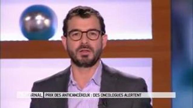 Entretien avec le Pr Jean-Yves Pierga, oncologue médical à l'Institut Curie