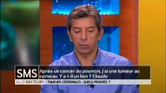 Un cancer du poumon peut-il métastaser dans le cerveau?
