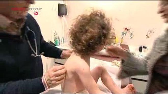 Que faire contre les boutons de varicelle ? Les explications en vidéo (25 octobre 2010).