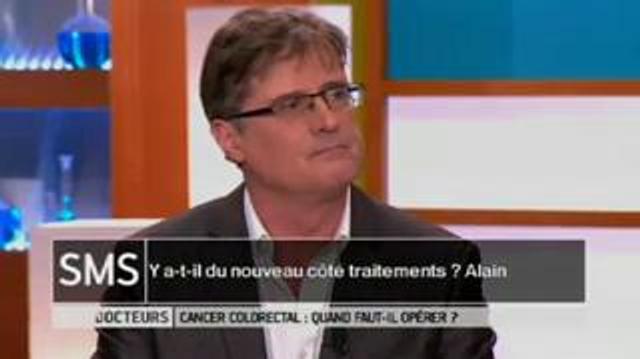Cancer colorectal : y a-t-il du nouveau côté traitements?