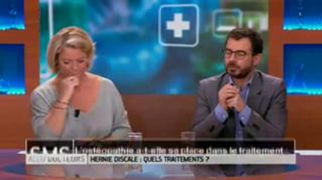 Hernie discale : l'acupuncture et l'ostéopathie ont-elles un intérêt?