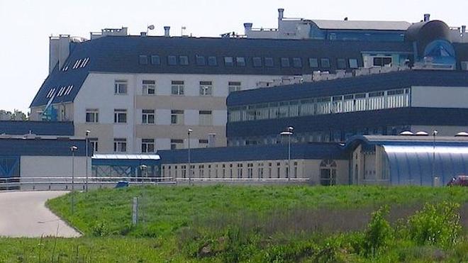 Vue de l'hôpital universitaire de Wrocław, où a eu lieu cette naissance. (DR)