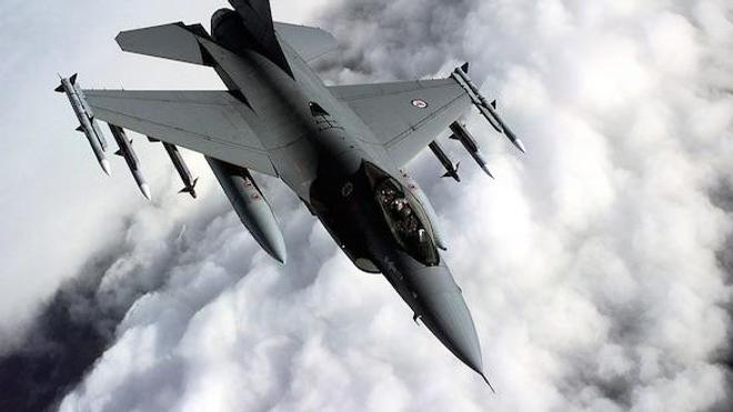 Un F16 de l'armée norvégienne (image d'illustration).