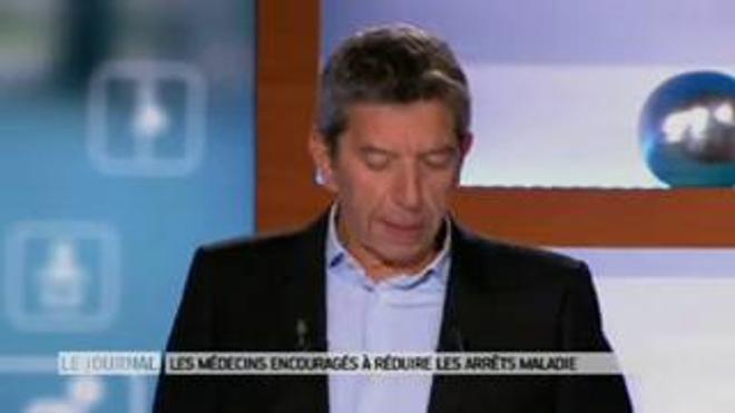 """""""Les médecins encouragés à réduire les arrêts maladie"""", entretien avec le Dr Claude Leicher, président du syndicat des médecins généralistes"""