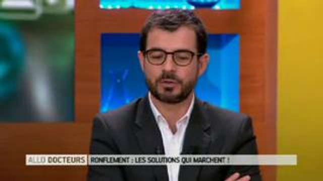 Ronflements : qui consulter?
