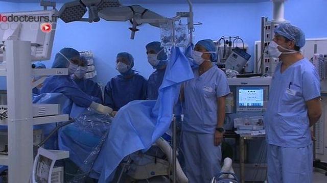 """Les chirurgiens craignent une """"paralysie"""" des blocs opératoires"""