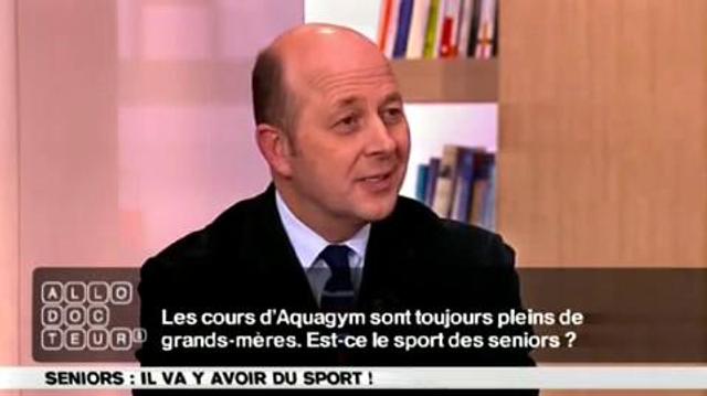Sport des seniors : aquagym et yoga?