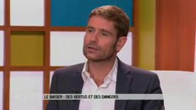 Le baiser, vertus et dangers (crédits photo : Fotolia) - Vidéo : chronique du Dr Gérald Kierzek, urgentiste