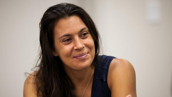 "De quel mal ""cauchemardesque"" Marion Bartoli souffre-t-elle?    Photo ©Mirsasha via VisualHunt / CC BY-NC-ND"