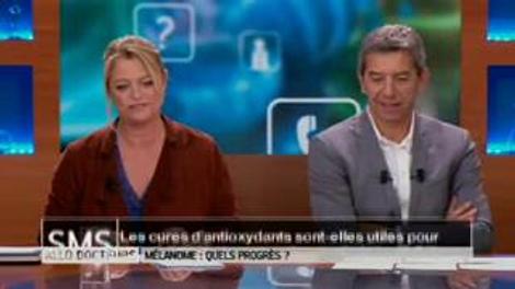 Les cures d'antioxydants sont-elles efficaces pour prévenir le mélanome?