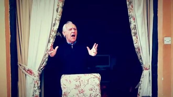 Atteint d'Alzheimer, il retrouve la mémoire le temps d'une chanson