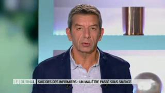 Entretien avec Thierry Amouroux, secrétaire général du Syndicat national des professionnels infirmiers