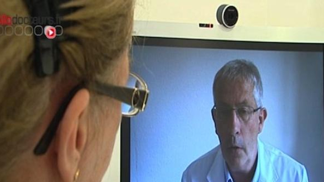 Télémédecine : près de 8 000 téléconsultations remboursées en 6 mois