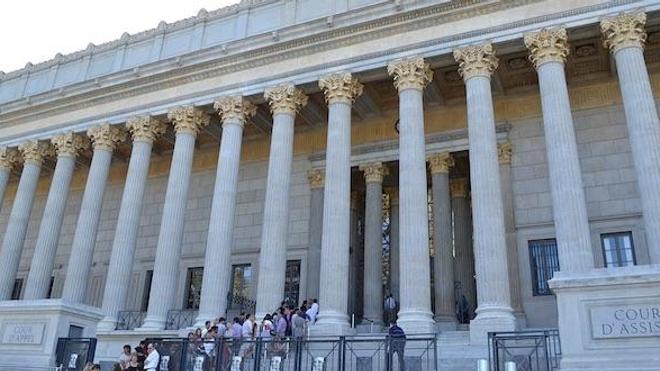 Le palais de Justice de Lyon (cc-by-sa Lana Hussain)