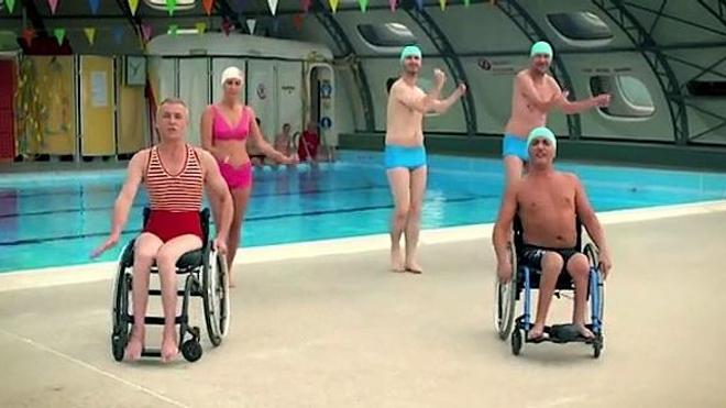 In Vivo - Handicapés, valides : tous dans le même bain