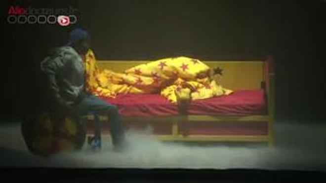 Timéo, à mi-chemin entre le cirque et la comédie musicale. Un grand spectacle sur la différence.