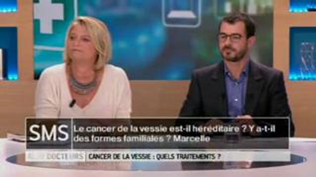 Le cancer de la vessie est-il héréditaire?
