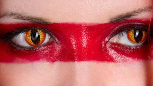 Halloween : le danger des lentilles fantaisie