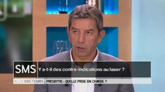 Presbytie : peut-on intervenir au laser après une correction par implant?