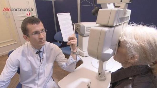 Les orthoptistes autorisés à réaliser des bilans visuels