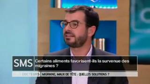 Certains aliments favorisent-ils la survenue des migraines?