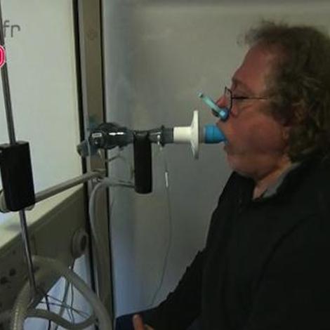 Fibrose pulmonaire : une vie à bout de souffle