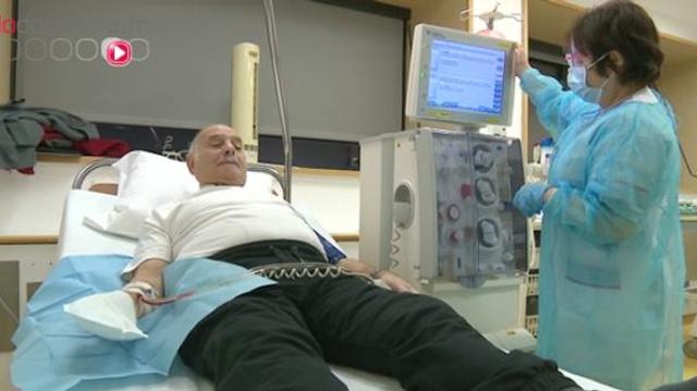 Canicule : ne buvez pas trop si vous êtes sous dialyse !