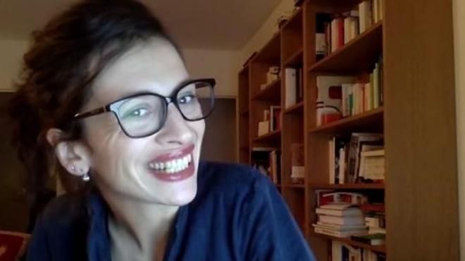 Sabrina Benali, interne en dernière année de médecine
