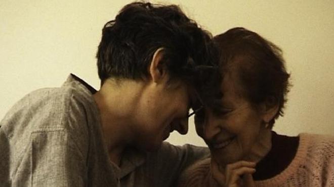 """Paola et Ede, photographie issue du documentaire """"Vivere"""""""