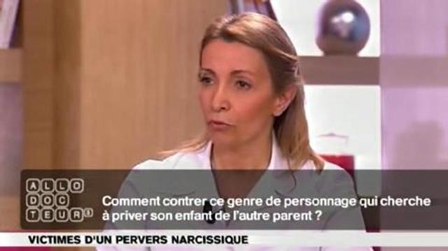 Pervers narcissiques : en cas de divorce?