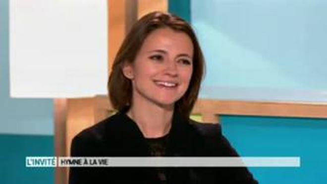 """Entretien avec Anne-Dauphine Julliand, réalisatrice du documentaire """"Et les mistrals gagnants"""""""