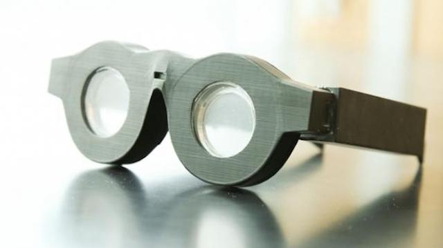 """Les premières lunettes """"intelligentes"""" pour corriger la presbytie"""