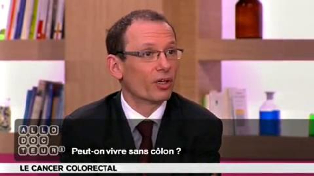Cancer colorectal : peut-on vivre sans côlon?