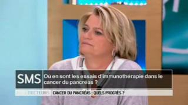 Où en sont les essais d'immunothérapie dans le cancer du pancréas ?
