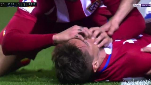 "Non, Fernando Torres ne risquait pas ""d'avaler sa langue"""