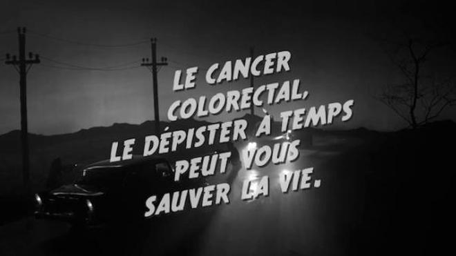 Photo : capture d'écran de la vidéo de la campagne de l'Institut national du cancer