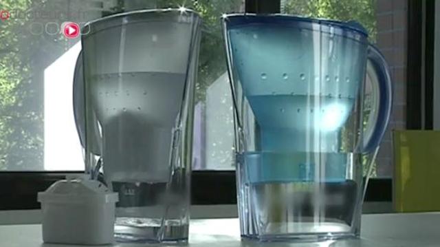 Carafes filtrantes : la qualité de l'eau n'est pas au rendez-vous