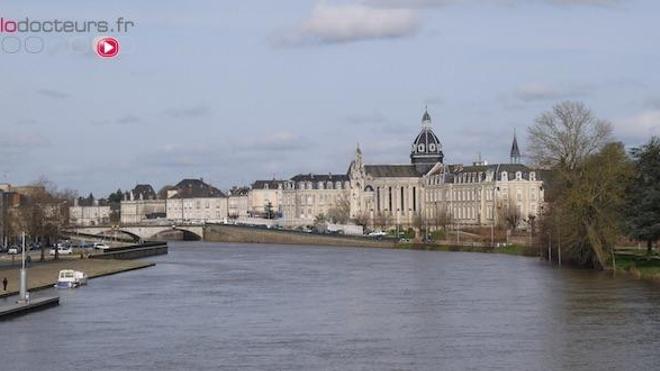 Vue de Château-Gontier (cc-by-sa Simon de l'Ouest)