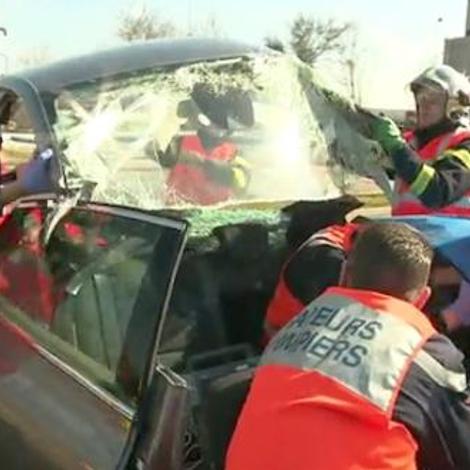 Accidents de la route : quand la désincarcération sauve des vies