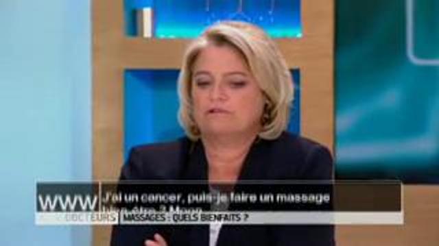 Les massages sont-ils recommandés en cas de cancer?