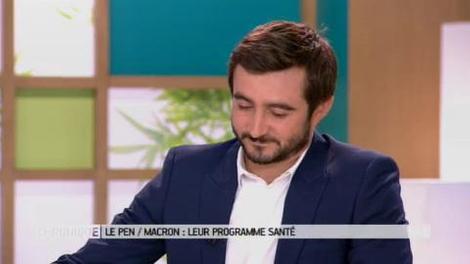 Déserts médicaux, AME, IVG, PMA : ce que proposent Le Pen et Macron
